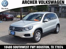 2013 Volkswagen Tiguan S Houston TX