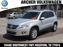 2009 Volkswagen Tiguan SE Houston TX