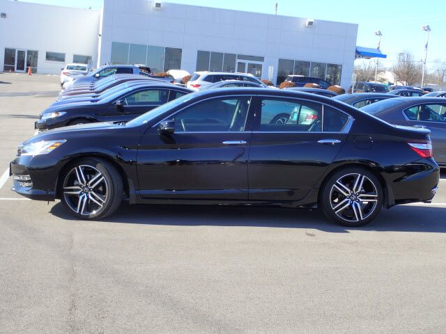 2017 Honda Accord Touring Ellisville MO 14529176