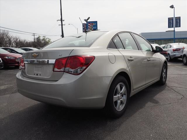 Value Kia Philadelphia >> 2016 Chevrolet Cruze Limited LT Philadelphia PA 13083182