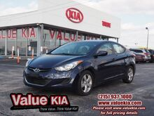 2013_Hyundai_Elantra_GLS. 6 Speed Manual_ Philadelphia PA