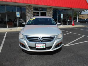 2011 Volkswagen CC Lux Limited Sedan 4DMiles 0 Color Silver Stock 161118098CY VIN WVWHN7AN6