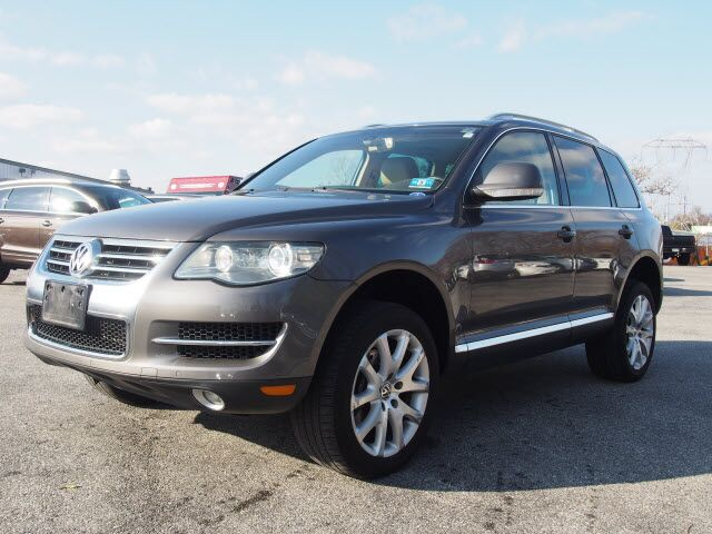 2008 volkswagen touareg 2 v8 fsi conshohocken pa 16130532. Black Bedroom Furniture Sets. Home Design Ideas