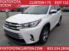2017 Toyota Highlander Limited Platinum Clinton TN