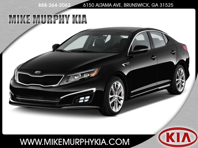 2015 Kia Optima SXL Turbo Brunswick GA