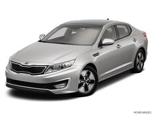 Kia Optima Hybrid EX 2013