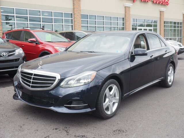 2014 mercedes benz e class e 350 sport 4matic bridgeport for Mercedes benz charleston wv