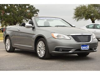 Chrysler 200 Convertible Limited 2011