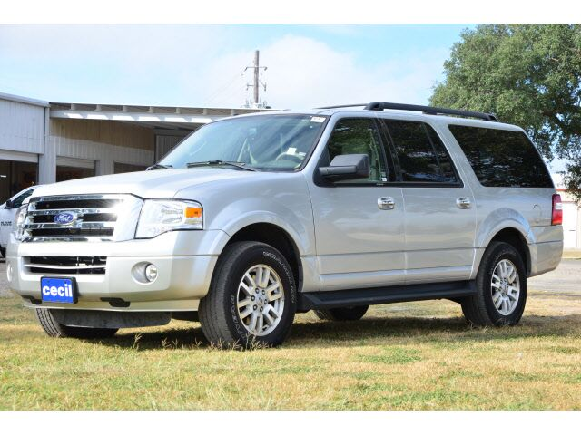 2014 ford expedition el xlt uvalde tx 15568868. Black Bedroom Furniture Sets. Home Design Ideas