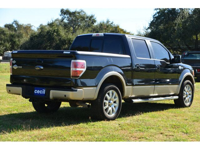 2010 Ford F 150 King Ranch Uvalde Tx 16032349