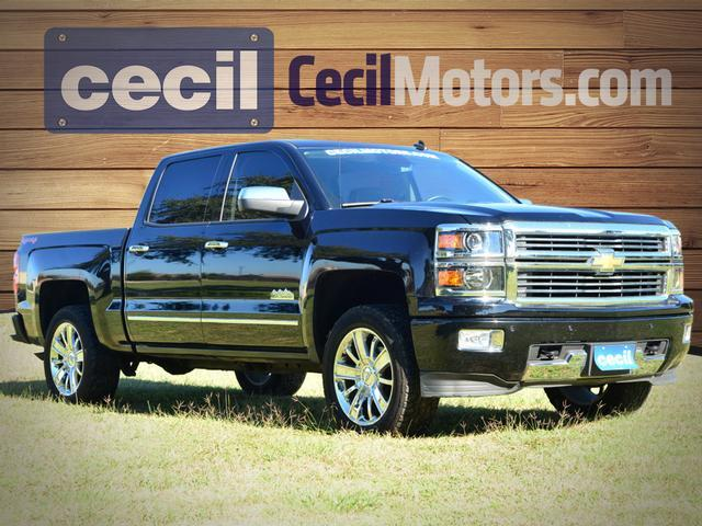 2014 Chevrolet Silverado 1500 High Country Uvalde Tx 15938756