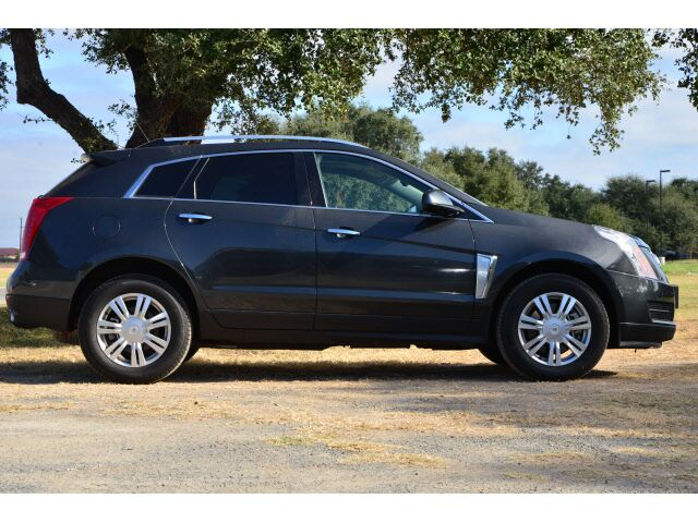 2016 Cadillac Srx Luxury Collection Uvalde Tx 15342049