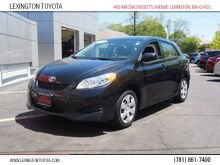 2013 Toyota Matrix L Lexington MA