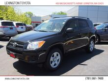 2011 Toyota RAV4 AWD Lexington MA
