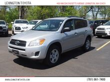 2012 Toyota RAV4 AWD Lexington MA