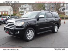 2016 Toyota Sequoia Platinum Lexington MA