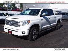 2016 Toyota Tundra Platinum Lexington MA