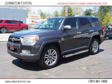 2011 Toyota 4Runner Limited Lexington MA