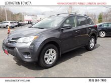2014 Toyota RAV4 LE Lexington MA