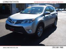 2014 Toyota RAV4 Limited Lexington MA