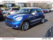 2015 MINI Countryman Cooper S ALL4 Lexington MA