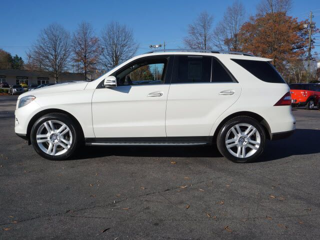 2014 mercedes benz m class ml350 raleigh nc 16152297 for Used mercedes benz raleigh nc