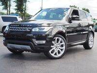 Land Rover Range Rover Sport Supercharged 2014