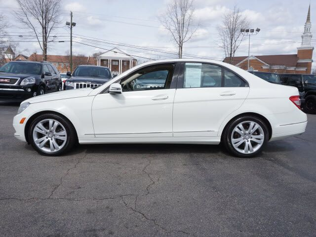 2011 mercedes benz c class c 300 luxury 4matic raleigh nc for Used mercedes benz raleigh nc