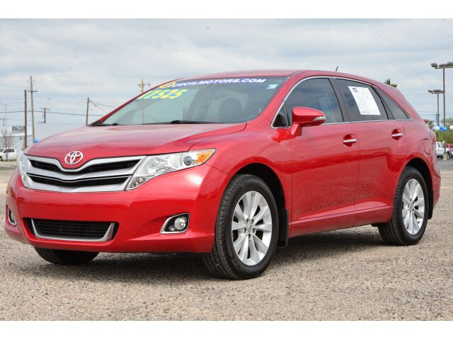 2013 toyota venza xle del rio tx 17514264. Black Bedroom Furniture Sets. Home Design Ideas