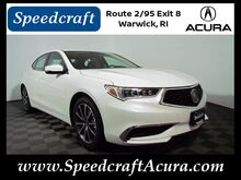 2018 Acura TLX 3.5 V-6 9-AT P-AWS West Warwick RI