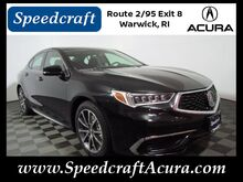 2018 Acura TLX 3.5 V-6 9-AT P-AWS with Technology Package West Warwick RI