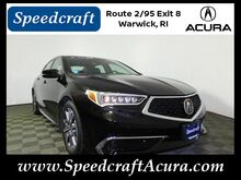 2018 Acura TLX 3.5 V-6 9-AT SH-AWD with Technology Package West Warwick RI
