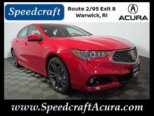 2018 Acura TLX 3.5 V-6 9-AT SH-AWD with A-SPEC RED West Warwick RI