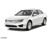 2012 Ford Fusion Hybrid Base West Warwick RI