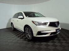 2017 Acura MDX SH-AWD with Technology and Entertainment Packages West Warwick RI