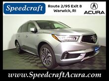2017 Acura MDX Sport Hybrid SH-AWD with Advance Package West Warwick RI