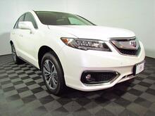 2017 Acura RDX AWD with Advance Package West Warwick RI