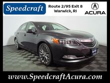 2017 Acura RLX with Technology Package West Warwick RI