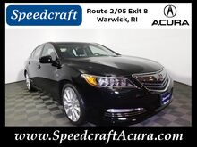 2017 Acura RLX Sport Hybrid SH-AWD with Advance Package West Warwick RI