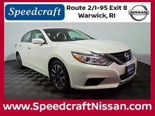 2016 Nissan Altima 4dr Sedan I4 2.5 SV West Warwick RI