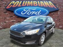 2017 Ford Focus S Columbiana OH