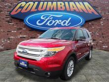 2015 Ford Explorer XLT Columbiana OH