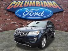2016 Ford Explorer Limited Columbiana OH