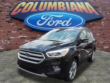 2017 Ford Escape Titanium Columbiana OH