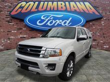 2017 Ford Expedition EL Limited Columbiana OH