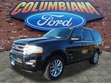 2017 Ford Expedition Limited Columbiana OH