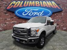 2016 Ford F-250 Super Duty Lariat Columbiana OH