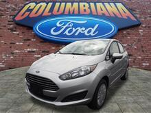 2017 Ford Fiesta S Columbiana OH