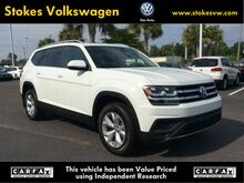 2018 Volkswagen Atlas V6 Launch Edition North Charleston SC