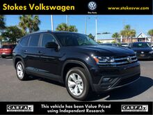 2018 Volkswagen Atlas V6 SE North Charleston SC